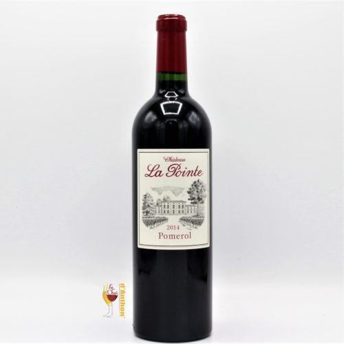 Vin Bouteille Rouge Bordeaux Pomerol La Pointe 2014 75cl