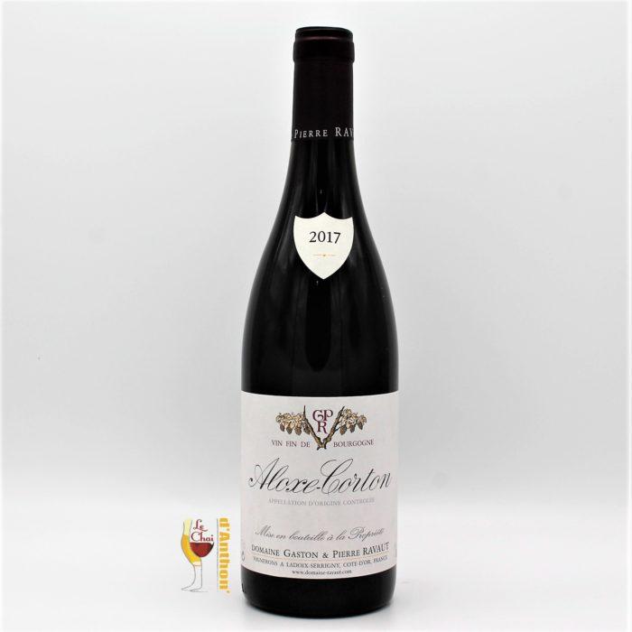 Vin Bouteille Rouge Bourgogne Aloxe Corton Ravault 75cl