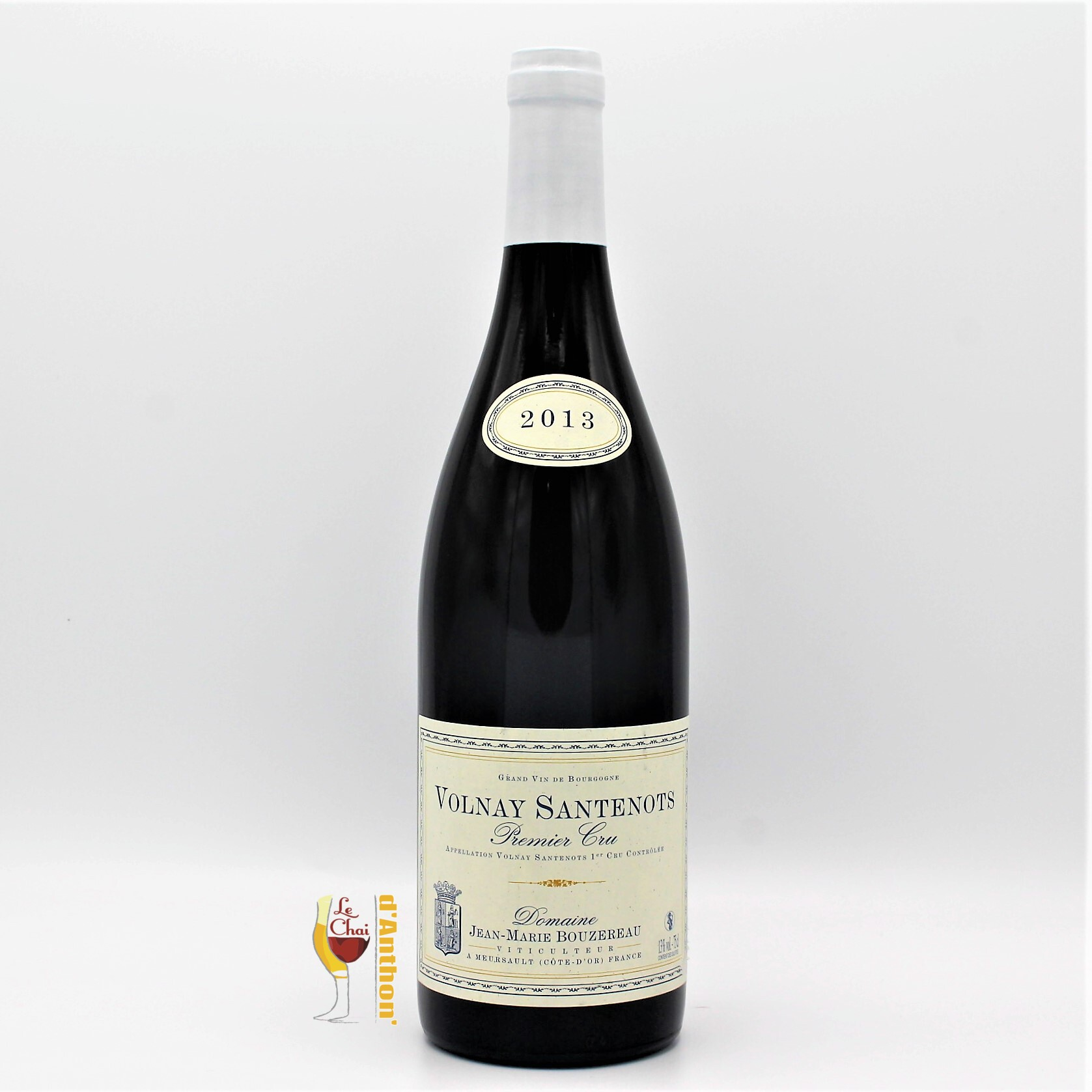 Vin Bouteille Rouge Bourgogne Volnay Santenot 75cl