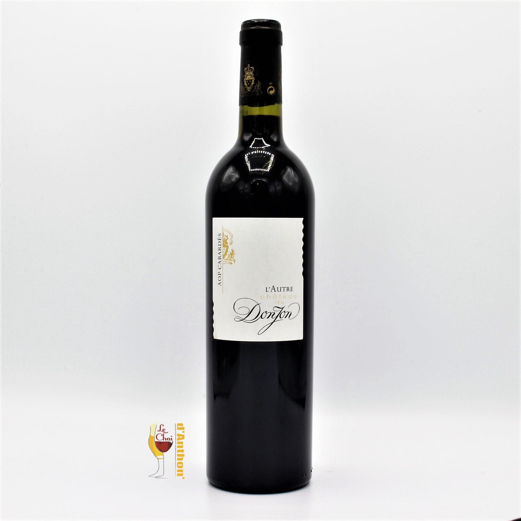 Vin Bouteille Rouge Languedoc Cabardes L Autre Donjon 75cl