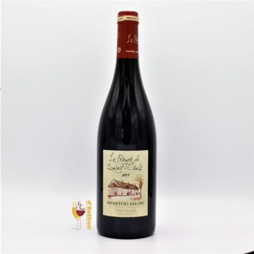Vin Bouteille Rouge Loire Menetou Salon Pierre Jacobin 75cl