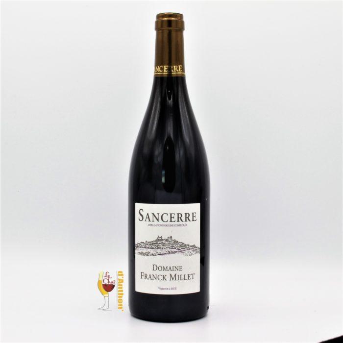 Vin Bouteille Rouge Loire Sancerre Millet 75cl