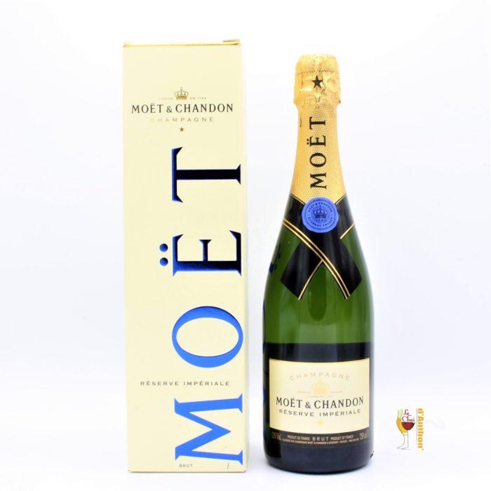 Vin Effervescent Bouteille Champagne Brut Moet Et Chandon 75cl
