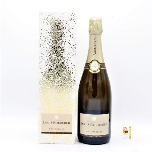 Vin Effervescent Bouteille Champagne Brut Roederer 75cl