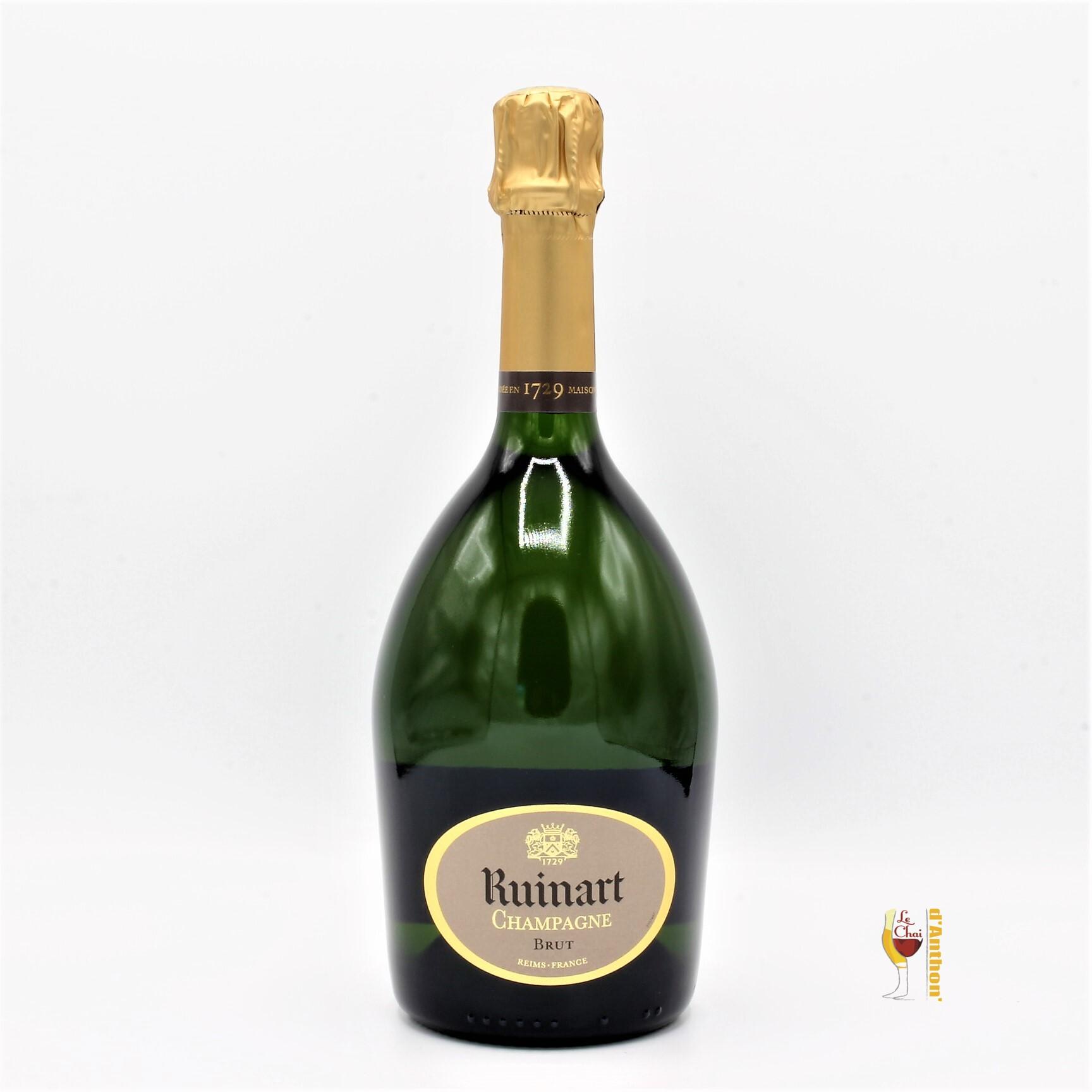 Vin Effervescent Bouteille Champagne Brut Ruinart 75cl