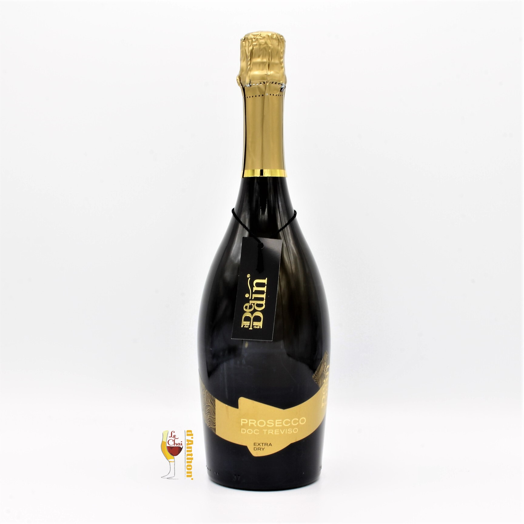 Vin Effervescent Bouteille Prosecco Extra Dry Treviso 75cl