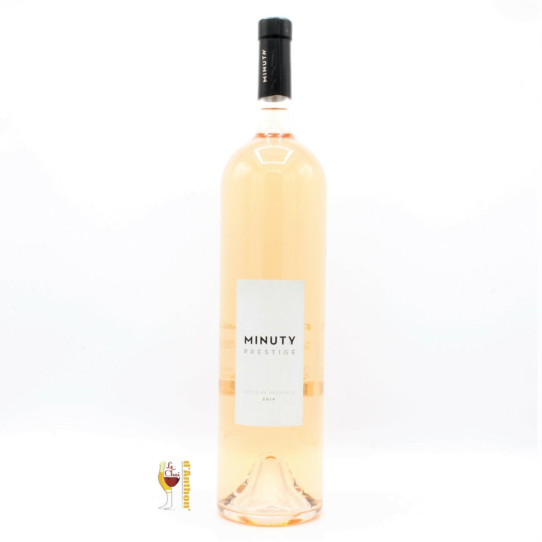 Vin Magnum Grand Format Rose Provence Prestige Minuty 150cl