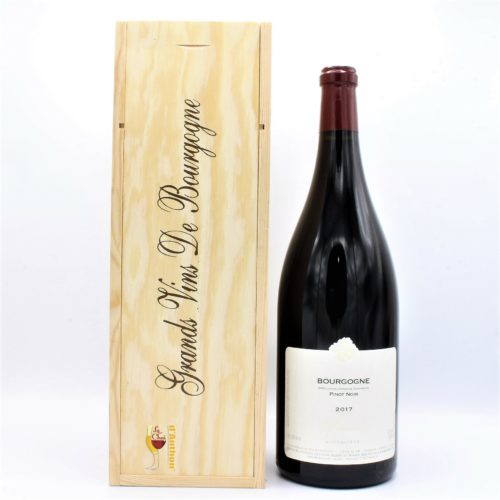 Vin Magnum Grand Format Rouge Bourgogne Pinot Noir Lamy Pillot 150cl