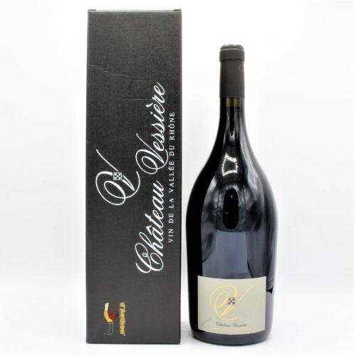 Vin Magnum Grand Format Rouge Costieres De Nimes Vessiere 150cl