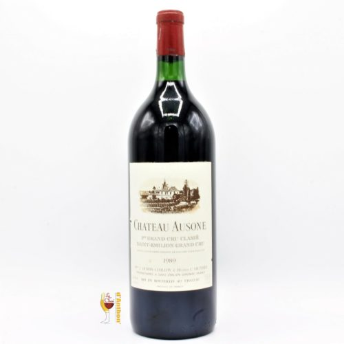 Vin Magnum Grand Format Rouge St Estephe Grand Cru Ausone 1989 150cl