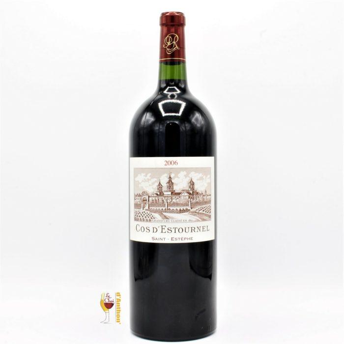 Vin Magnum Grand Format Rouge St Estephe Grand Cru Cos D Estournel 2006 150cl