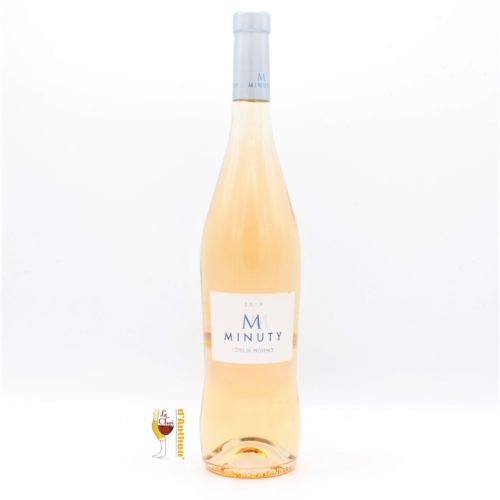 Vin Rose Bouteille Provence M Minuty 75cl
