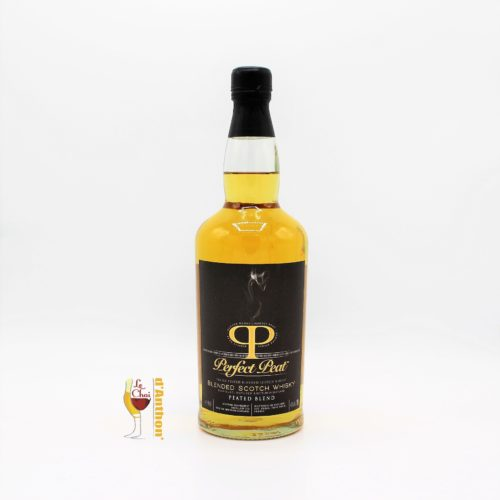 Le Chai D&1313.jpg039;Anthon Spiritueux Whisky Scotch Blended Peated Perfect Peat Islay 1313