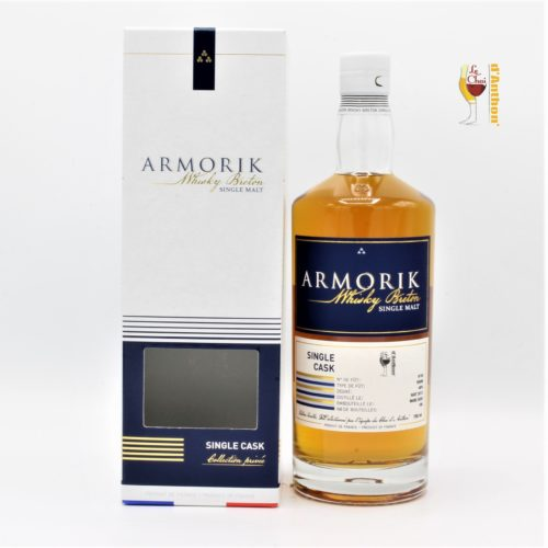 Spiritueux Whiskies Français Breton Single Malt Amorik Finish Rhum 70cl