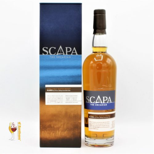 Spiritueux Whiskies Scotch Single Malt Scapa The Orcadian 70cl