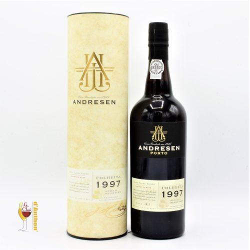 Vin De Liqueur Porto Douro Andresen Colheita 1997 75cl