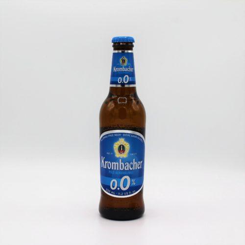 Krombacher Sans Alcools Allemande Bieres 33cl