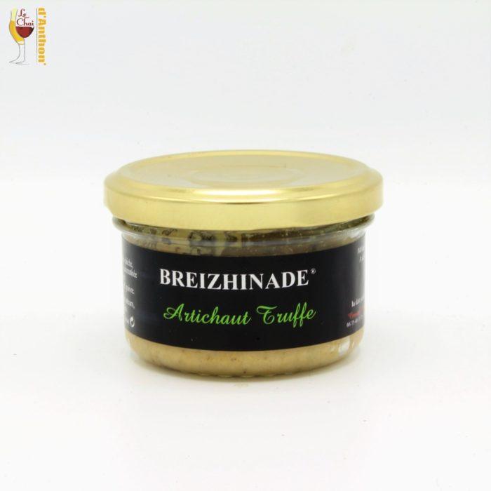 Les Breizhinades Artichaud Truffe 90 Gr Breizhinade