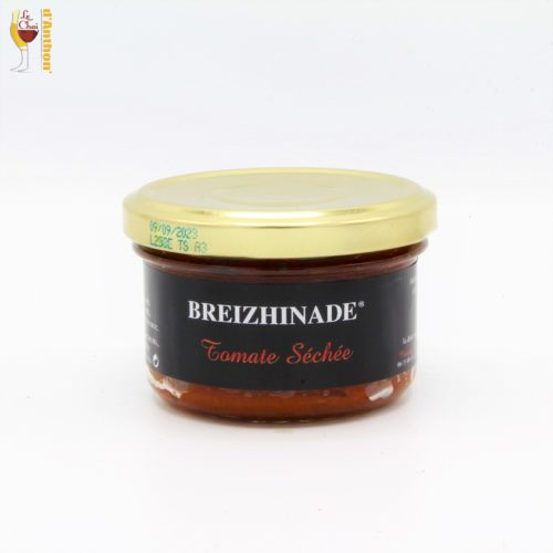Les Breizhinades Tomates Séchées 90 Gr Breizhinade