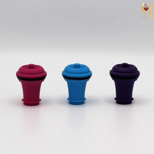 Accessoires Lot De 3bouchons Colores (2)